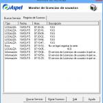 """Aspel: Como resolver el problema """"No se logró registrar la serie: ABCDEF012345"""" en el servidor de licencias de Aspel"""