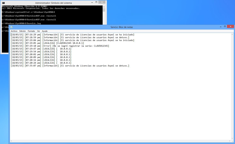 Aspel SAE: Como instalar y activar el servidor de licencias si no ...